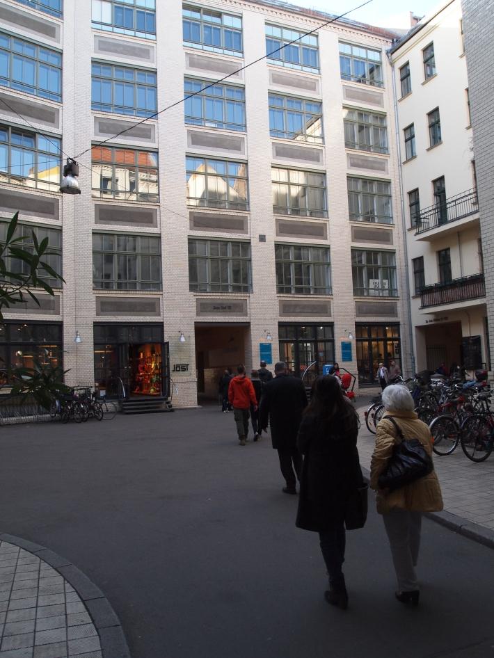 Hackesche Höfe Second Courtyard