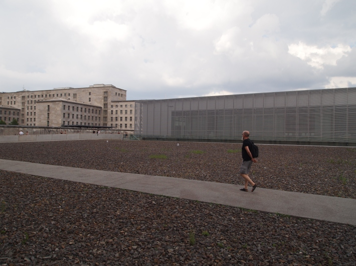 Topography of Terror Main Building