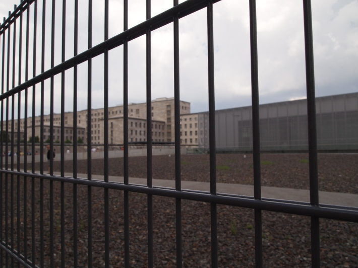 topography of terror fence