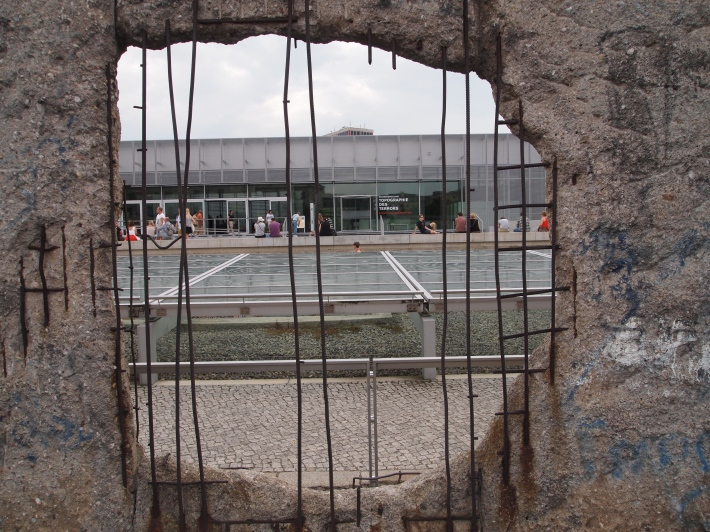 Topography of Terror through Wall