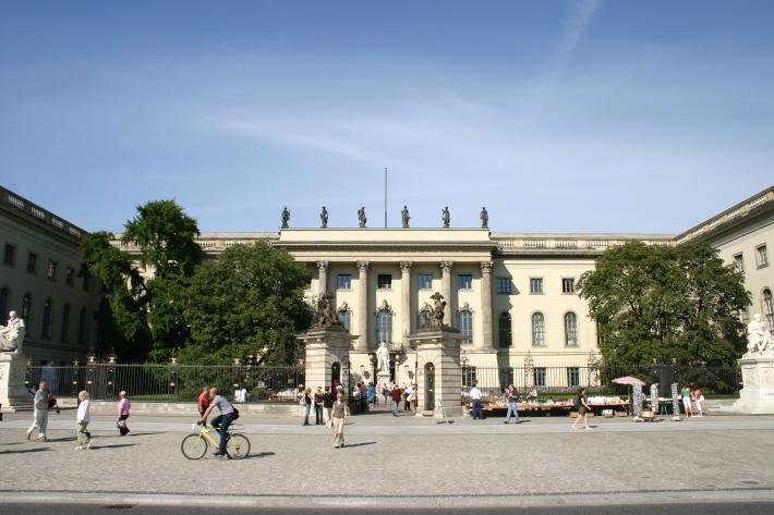 hauptgebäude humboldt-universität zu berlin