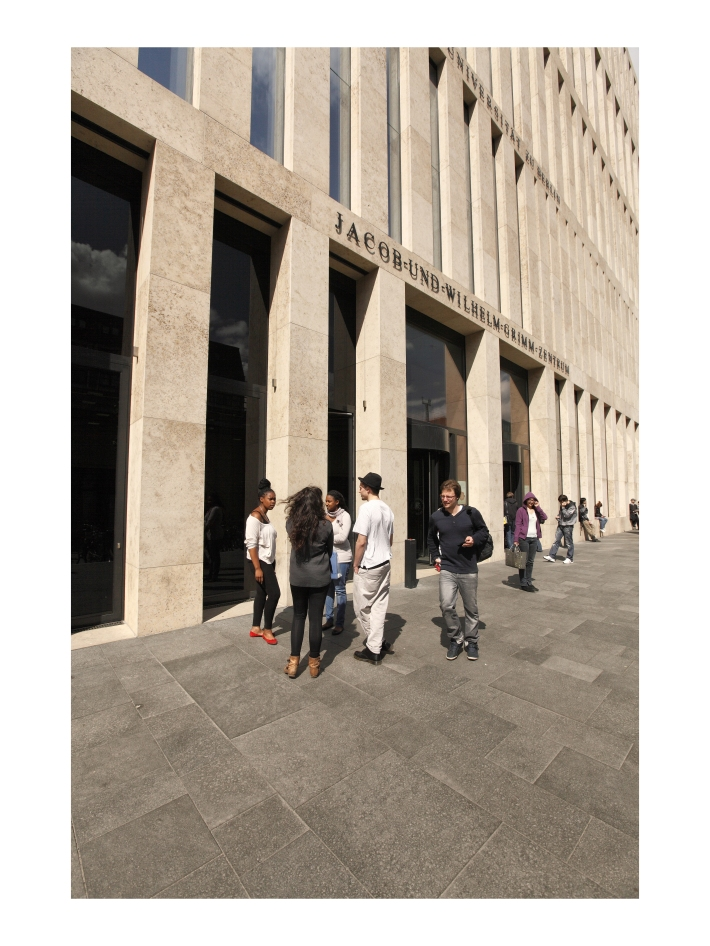 Humboldt-Universität zu Berlin - Universitätsbibliothek - Grimm-Zentrum